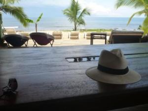 Bocas coast view