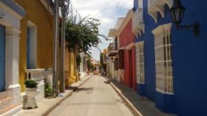 Cartegena street