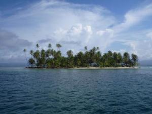 Coco Banderas one of the SB islands