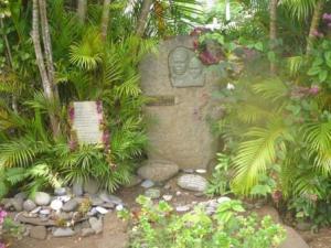 Jacques Brel's grave