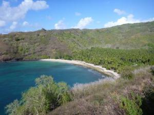 Hanatekuua beach