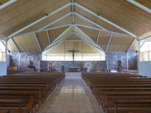 Hakahau church