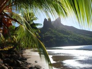 Hatiheu beach