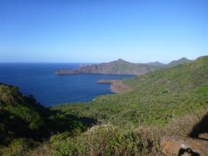 north coast of Nuku Hiva
