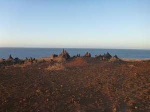 Terre desert