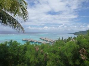 lagoon hotel Moorea