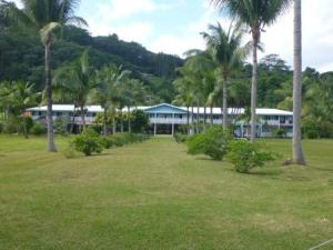 Raiatea Lodge hotel: highly recommended