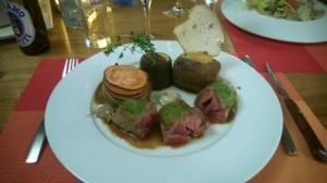 Raiatea Lodge haute cuisine