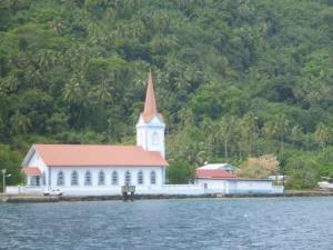 church Tahaa