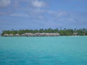 hotel near coral garden raiatea