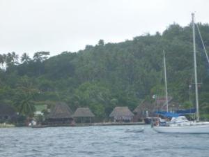 Borabora yacht club