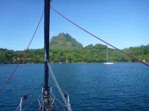 Bye bye Bora Bora