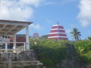 leading lights into Niue