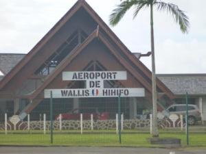 Interesting name for an airport; say Hihi or go Hi and then ..?