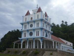Another odd church