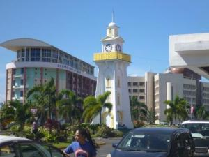 clock tower Apia town