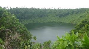 crater lake minor