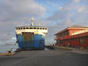 Ferry to Savaii