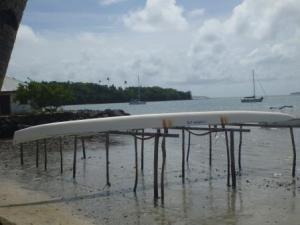 Gahi anchorage