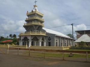 Hihifo church