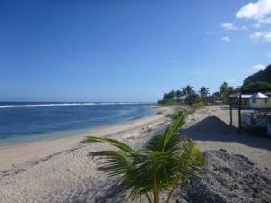 South coast beach