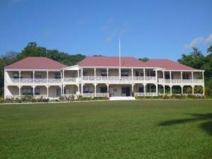 Viallema home of Robert Louiss Stevenson