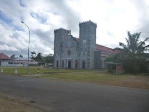 Wallis cathedral