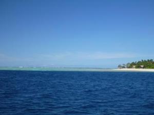 Wallis lagoon- smooth water!