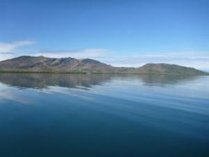 real flat water in northern reef passage