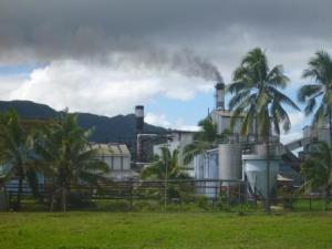 sugar cane factory Lambasa