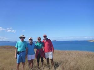 Hill top Ile Ducos
